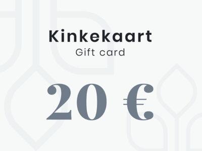 Kinkekaart 20 € | Herb Spa